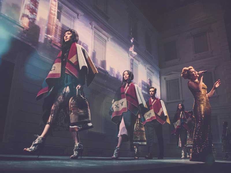 Burberry Celebrates London in Shanghai