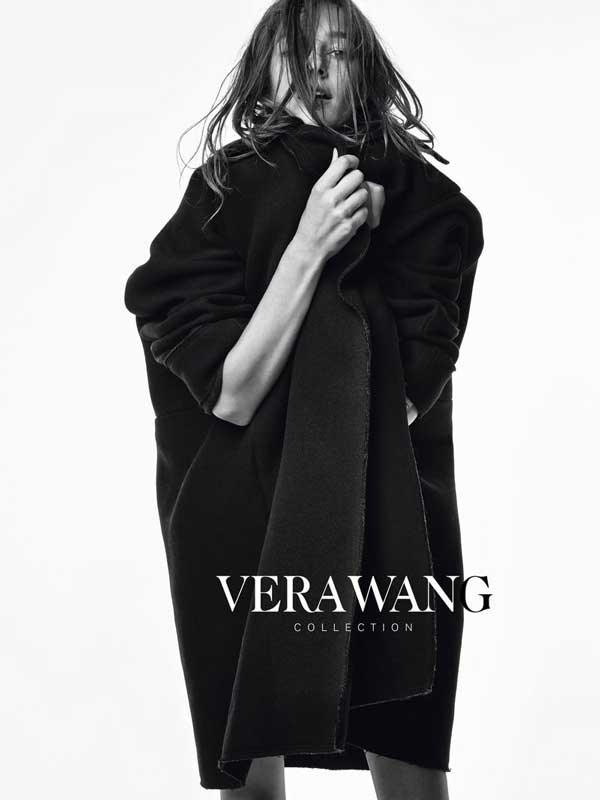 Vera Wang F/W 2014 Campaign by Patrick Demarchelier
