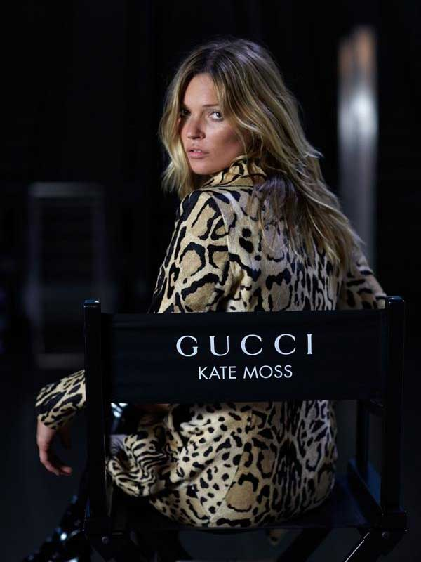 Kate Moss for Gucci. The Jackie (Director's Cut) by Anders Hallberg