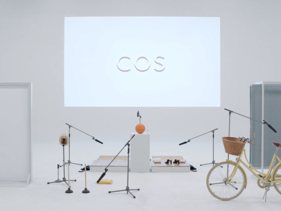 """Sound of COS"" by Lernert and Sander"