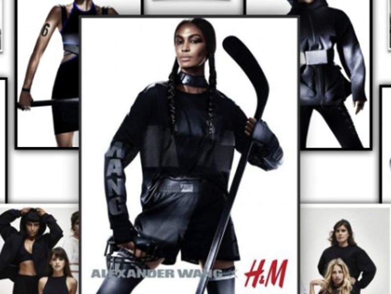 Alexander Wang x H&M Campaign film