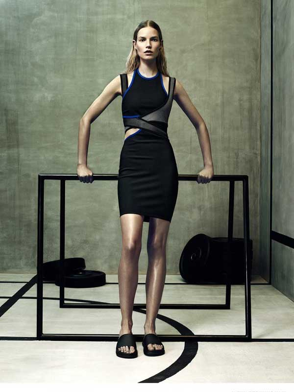 Alexander Wang x H&M Lookbook!