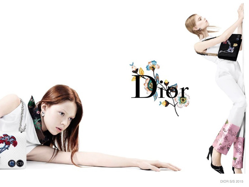 Dior SS15 Campaign by Willy Vanderperre