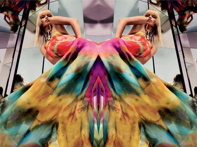 Emilio Pucci SS15 Campaign by Inez & Vinoodh