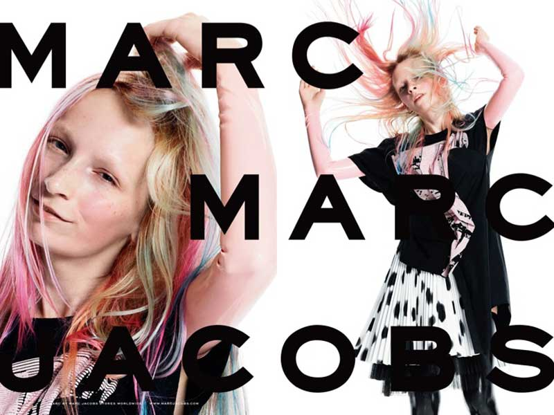 Marc By Marc Jacobs' SS15 Campaign by David Sims