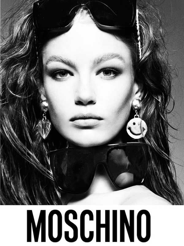 Moschino SS15 Campaign by Steven Meisel