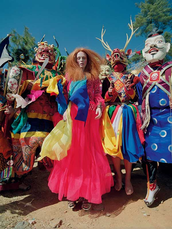 'In the Land of Dreamy Dreams' by Tim Walker