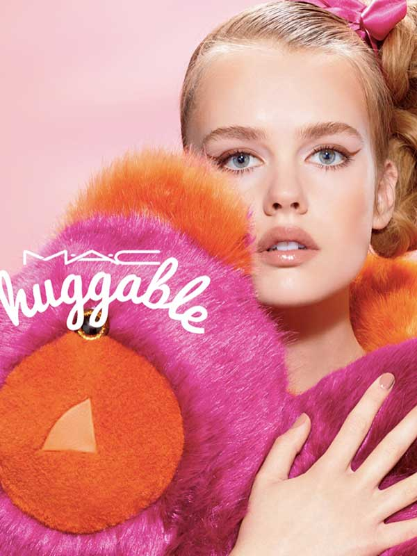 MAC Cosmetics SS15 campaigns by Miles Aldridge