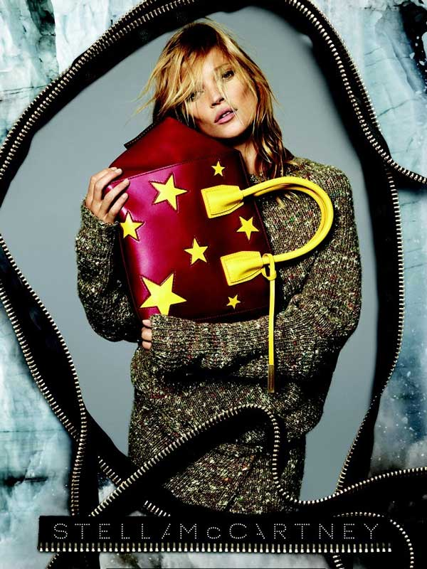 Stella McCartney FW14 Campaign by Mert and Marcus