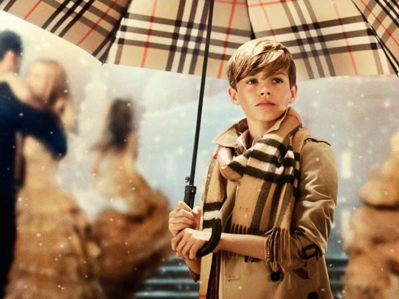 Burberry Holiday 2014 Campaign video by Christopher Bailey