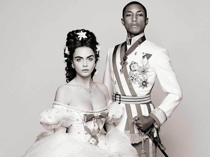 Chanel. Reincarnation film by Karl Lagerfeld