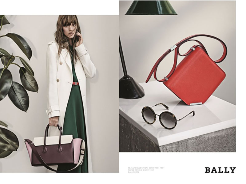 Bally SS15 Campaign by Fabien Baron