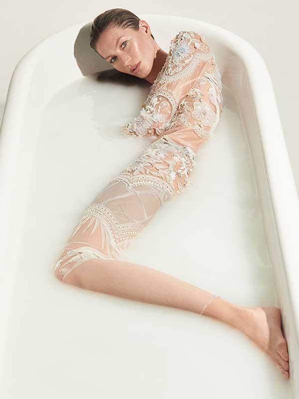 Gisele by Zee Nunes for Vogue Brasil
