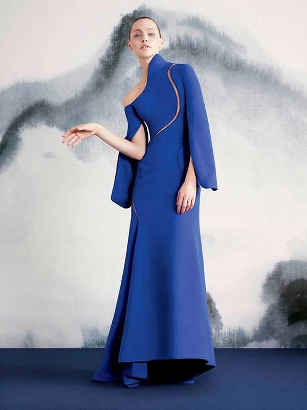 Sasha Pivovarova for V Magazine by Ben Toms