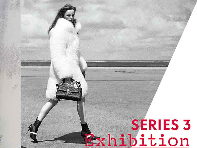 Louis Vuitton. Series 3 exhibition in London